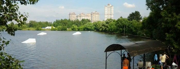 Воднолыжный клуб Натальи Румянцевой (ВО-клуб) is one of Pabloさんのお気に入りスポット.