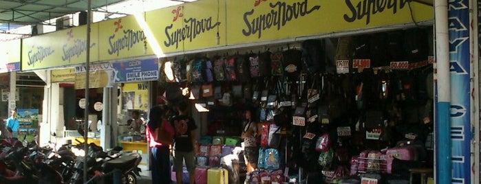 Supernova Supermarket is one of Bali Indonesia.