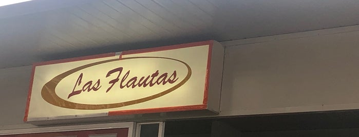 Las Flautas is one of México.
