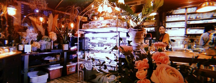 B-Story Café is one of Lugares favoritos de WuWu.