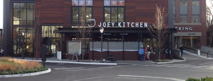 JOEY U-Village is one of New American.