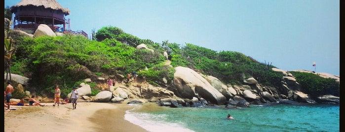 Cabo San Juan de Guía is one of Colombie.