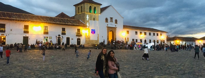 Villa de Leyva is one of Turismo Colombia.