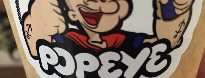 Coffeebar Popeye is one of Rewort Mafia.