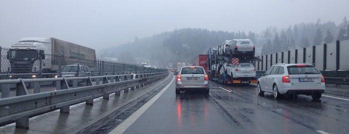 D1 - 28km - směr Brno is one of Travel Bucket List.