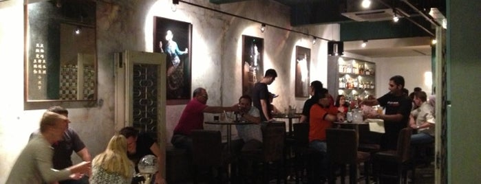 Immigrants - The Singapore Gastrobar is one of Posti salvati di Georban.