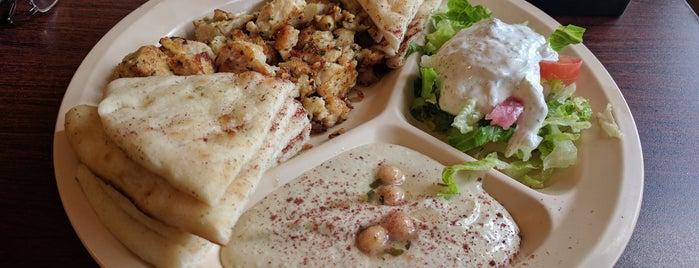 The Saraha Cafe is one of Locais curtidos por Colin.