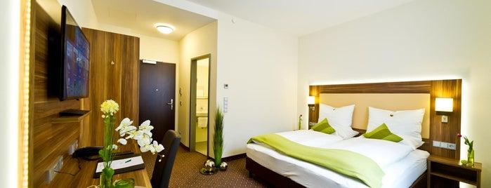 Wohlfühl-Hotel Neu Heidelberg is one of Posti che sono piaciuti a Hannes.