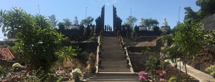 Budhist Temple (Banjar Singaraja) is one of B.