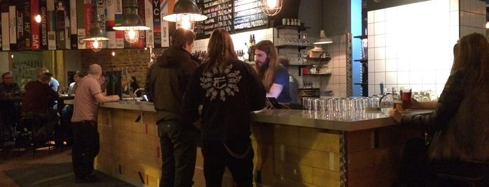 BrewDog Helsinki is one of Orte, die Önder gefallen.