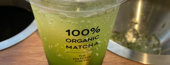 THE MATCHA TOKYO is one of Japan.