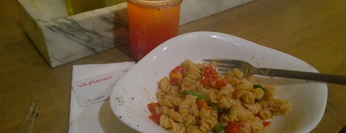 Vapiano is one of Maria Elenaさんのお気に入りスポット.