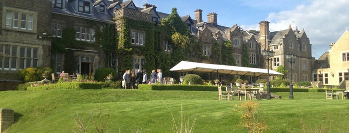 South Lodge Hotel is one of Woot's Best Hotels of Great Britain.
