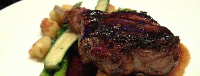 Azure Restaurant & Bar is one of Toronto Food - Part 1.