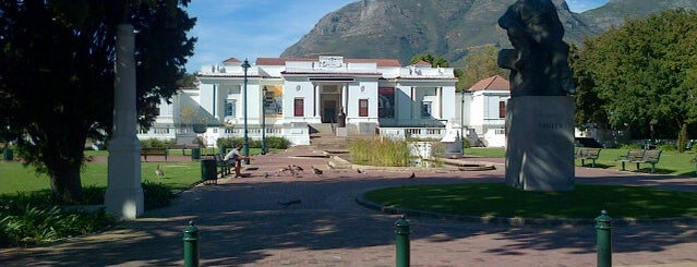Iziko National Gallery is one of Cape Town: A week in the Mother City!.