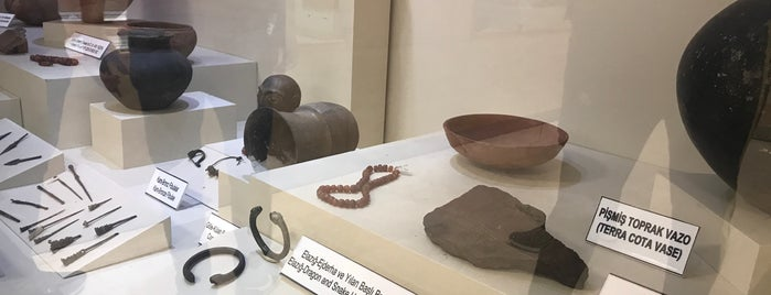 Kars Arkeoloji Müzesi is one of Hakan 님이 좋아한 장소.