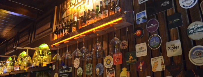 Sheffield Pub is one of Lugares favoritos de Ahmet.