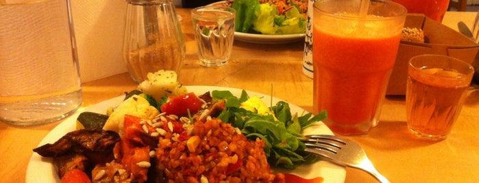 Bob's Kitchen is one of Healthy & Veggie Food in Paris.