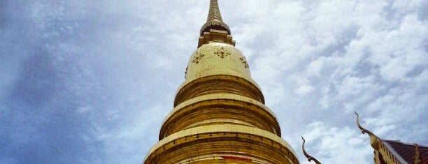 Wat Phra That Hariphunchai is one of Follow me to go around Asia.