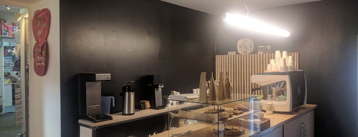 Camera Obscura Coffee Microroasters is one of Coffee time in Moscow.