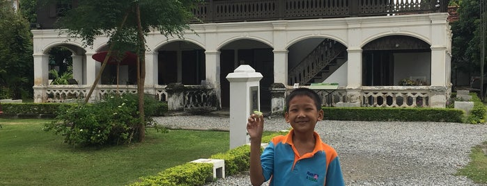 คุ้มเจ้าบุรีรัตน์ มหาอินทร์ is one of Chiang Mai.