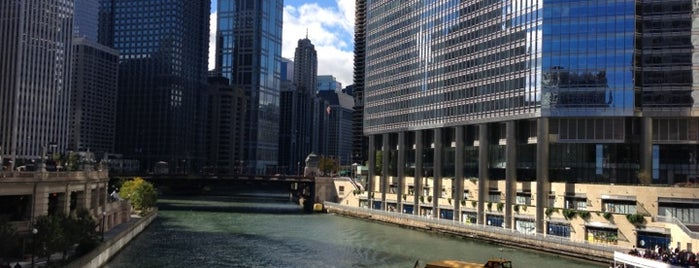Michigan Avenue Bridge is one of Traveling Chicago.