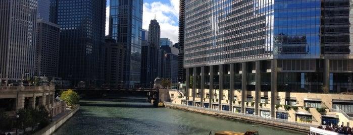 Michigan Avenue Bridge is one of Traveling Chicago.