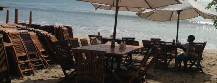 Menega Cafe is one of Kuta — Jimbaran.