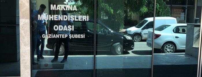 TMMOB-Makina Mühendisleri Odası is one of สถานที่ที่ Fatma ถูกใจ.