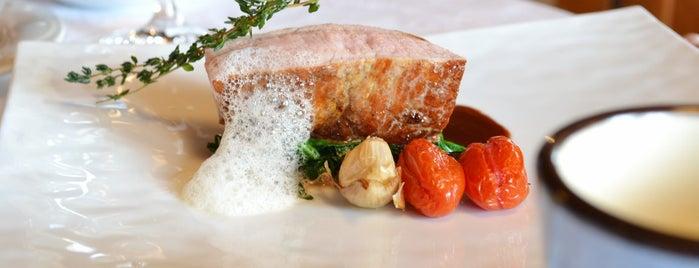 Hotel Restaurant Adelboden is one of 3* Star* Restaurants*.