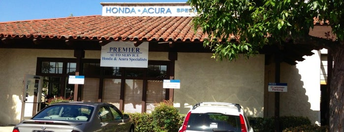 Premier Auto Service is one of Orte, die John gefallen.