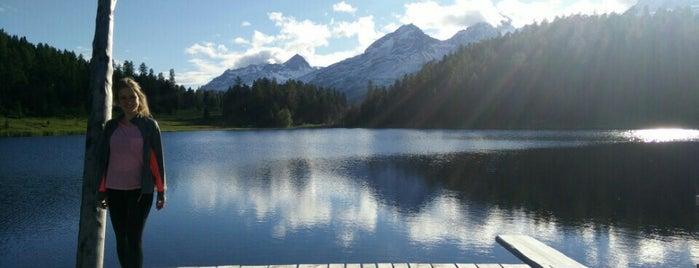 lej da staz is one of Zwitserland 🇨🇭.