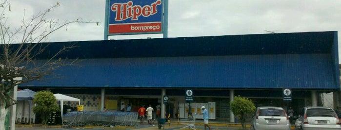 Hiper Bompreço is one of Salvador, Brasil.