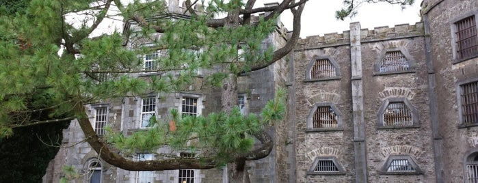 Cork City Gaol is one of Lieux qui ont plu à Carl.
