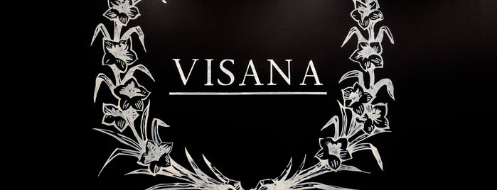 Visana is one of Manhattan Bars to Check Out.