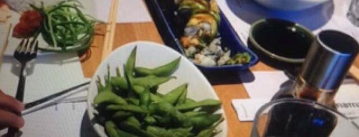 wagamama japonese restaurant is one of Atistirmalik.