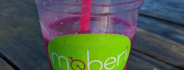 Moberi is one of Portland.