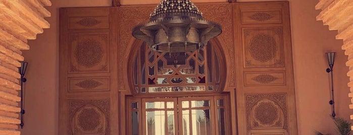 The Oberoi Marrakech is one of Marrakech & Essaouira & Tanger.