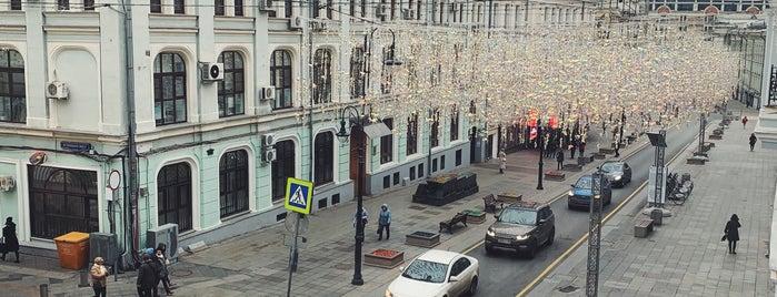 Московский дом книги is one of Aydan 님이 저장한 장소.