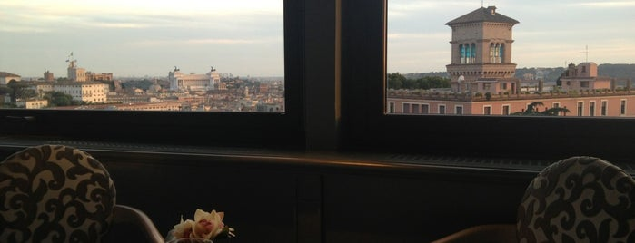 La Terrazza is one of Italy: Roma.