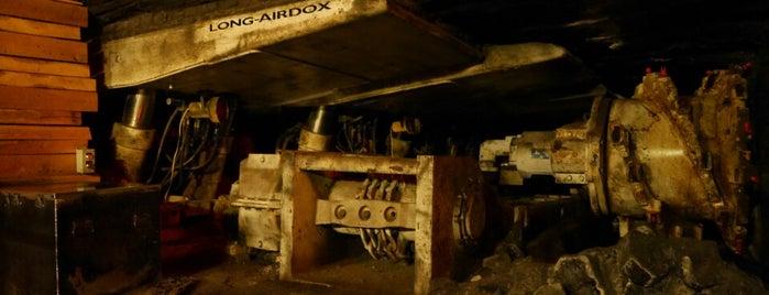 Coal Mine Exhibit is one of Ohio House Motel.