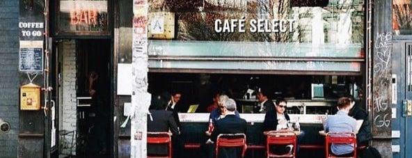 Café Select is one of Brunch.