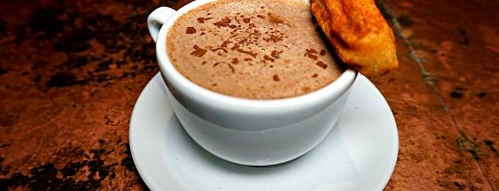 Casa Neta is one of Boozy Hot Chocolate.