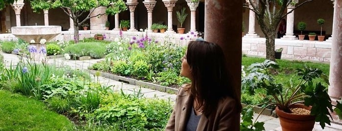 The Cloisters is one of dates.