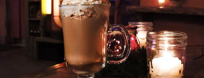 Belle Shoals is one of Boozy Hot Chocolate.