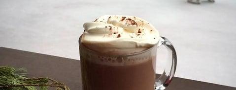Boozy Hot Chocolate