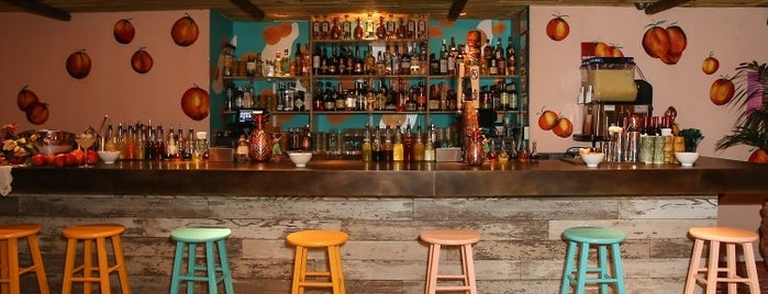 Tiki Tabu is one of The NYC Bar Guide.