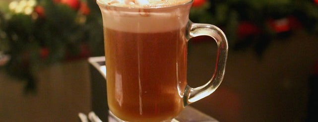 The Lambs Club is one of Boozy Hot Chocolate.