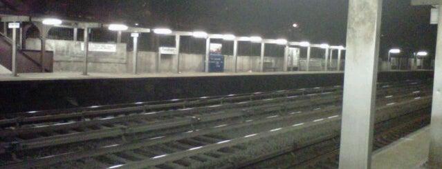Metro North - Fordham Train Station is one of Lugares guardados de Jenn.