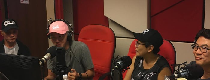 """SAFRA Radio is one of TPD """"The Perfect Day"""" Singapore (1x0)."""